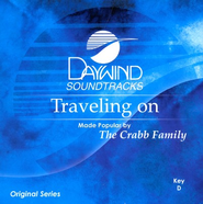 Traveling On, Accompaniment CD   -     By: The Crabb Family