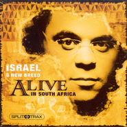 Alive In South Africa (CD Trax)  -     By: Israel & New Breed