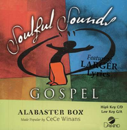 Alabaster Box, Accompaniment CD   -              By: CeCe Winans