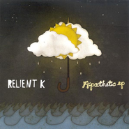 Apathetic EP, Compact Disc [CD]   -     By: Relient K