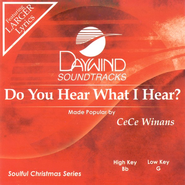 Do You Hear What I Hear? Accompaniment CD   -     By: CeCe Winans