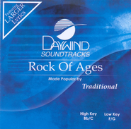 Rock Of Ages, Accompaniment CD   -