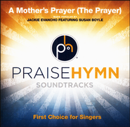 A Mother's Prayer (The Prayer) [Demo]  [Music Download] -