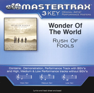 Wonder Of The World (Premiere Performance Plus Track)  [Music Download] -     By: Rush of Fools