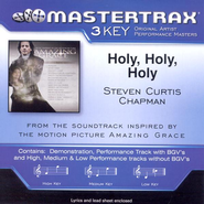 Holy, Holy, Holy (Medium Key-Premiere Performance Plus w/ Background Vocals)  [Music Download] -     By: Steven Curtis Chapman