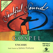 Encore, Accompaniment CD   -     By: James Fortune