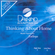 Thinking About Home, Accompaniment CD   -     By: The Talleys