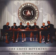 House of Representatives, Compact Disc [CD]   -     By: The Cross Movement
