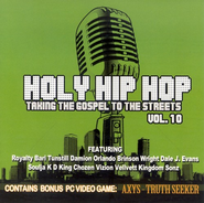 Holy Hip Hop, Volume 10 CD   -