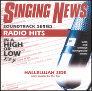 Hallelujah Side, Accompaniment CD   -     By: The Trio