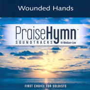 Wounded Hands, Accompaniment CD   -     By: Gordon Mote