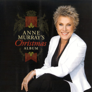 Anne Murray's Christmas Album CD   -     By: Anne Murray