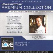 Songs from Hello Love, Accompaniment CD   -     By: Chris Tomlin