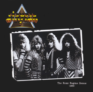 The Roxx Regime Demos CD   -     By: Stryper