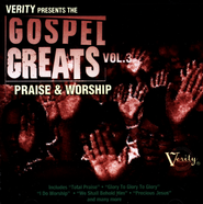Gospel Greats Volume 3:Praise & Worship   -