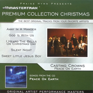 Songs from Peace On Earth, Accompaniment CD   -     By: Casting Crowns