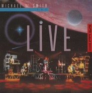 The Live Set, Compact Disc [CD]  -     By: Michael W. Smith
