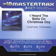 I Heard The Bells On Christmas Day, Accompaniment CD   -              By: Casting Crowns