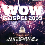 WOW Gospel 2009 CD   -