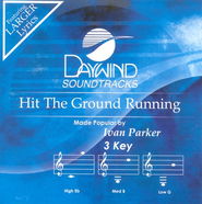 Hit The Ground Running, Accompaniment CD   -     By: Ivan Parker
