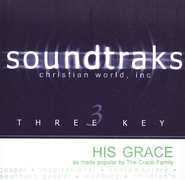 His Grace  [Music Download] -     By: The Crabb Family
