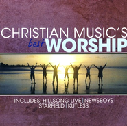 Christian Music's Best - Worship  [Music Download] -     By: Various Artists
