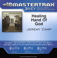 Healing Hand Of God (Premiere Performance Plus Track)  [Music Download] -     By: Jeremy Camp