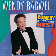 Laugh & A Half CD  -     By: Wendy Bagwell