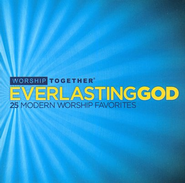 Everlasting God: 25 Modern Worship Favorites CD  -
