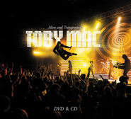 Alive and Transported--CD and DVD   -     By: tobyMac