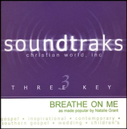 Breathe On Me, Accompaniment CD   -              By: Natalie Grant