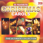 30 Favorite Christmas Carols, 2 CDs   -