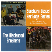 Southern Gospel Heritage Series: The Blackwood Brothers CD   -     By: The Blackwood Brothers