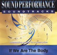 If We Are The Body, Accompaniment CD   -     By: Casting Crowns