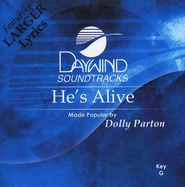 He's Alive, Accompaniment CD    -     By: Dolly Parton