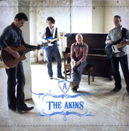 The Akins CD   -     By: The Akins