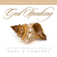 God Speaking: Songs of Hope & Comfort  [Music Download] -