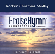 Rockin' Christmas Medley, Accompaniment CD   -