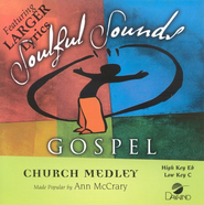 Church Medley, Accompaniment CD   -     By: Ann McCrary