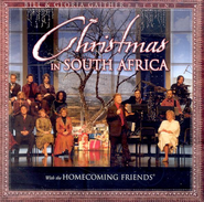 Christmas In South Africa, Compact Disc [CD]   -     By: Bill Gaither, Gloria Gaither, Homecoming Friends