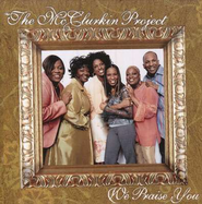 We Praise You CD   -     By: The McClurkin Project