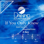 If You Only Knew, Accompaniment CD   -     By: The Inspirations