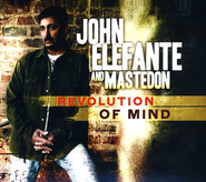 Revolution of Mind CD   -     By: John Elefante and Mastedon