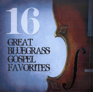 16 Great Bluegrass Favorites CD   -