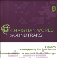 I Believe, Accompaniment CD   -     By: Brian Free & Assurance