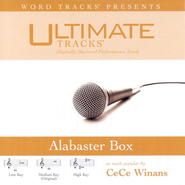 Alabaster Box - Low key performance track w/o background vocals  [Music Download] -     By: CeCe Winans