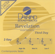Revelation, Accompaniment CD   -     By: Third Day