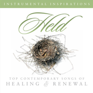 Held: Songs of Healing & Renewal CD   -