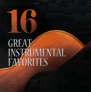 16 Great Instrumental Favorites CD   -