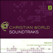 Reach, Accompaniment CD   -     By: Peter Furler